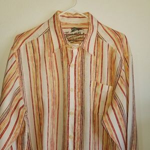Tommy Bahama Shirts - 3 for $15.00 sale Tommy Bahama Relax linen L shirt